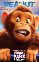Wonder Park - German Movie Poster (xs thumbnail)