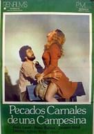 Peccati di una giovane moglie di campagna - Spanish Movie Poster (xs thumbnail)