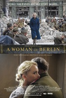 Anonyma - Eine Frau in Berlin - Movie Poster (xs thumbnail)