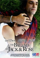 The Ballad of Jack and Rose - French DVD cover (xs thumbnail)