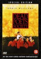 Dead Poets Society - Dutch DVD movie cover (xs thumbnail)