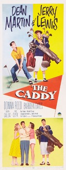 The Caddy - Theatrical poster (xs thumbnail)