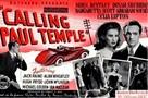 Calling Paul Temple - British Movie Poster (xs thumbnail)