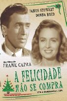 It's a Wonderful Life - Brazilian DVD cover (xs thumbnail)