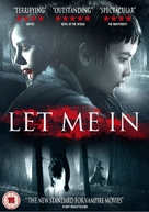 Let Me In - British DVD movie cover (xs thumbnail)