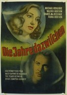 The Years Between - German Movie Poster (xs thumbnail)