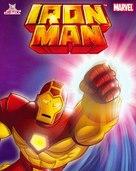 """Iron Man"" - German DVD movie cover (xs thumbnail)"