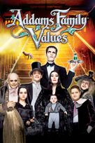 Addams Family Values - Movie Cover (xs thumbnail)