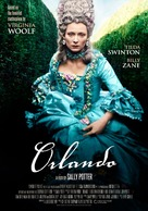 Orlando - Swedish Re-release poster (xs thumbnail)