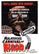 Malatesta's Carnival of Blood - Movie Poster (xs thumbnail)