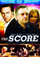 The Score - Blu-Ray cover (xs thumbnail)