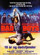 Bad Boys - Danish Theatrical poster (xs thumbnail)