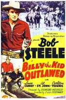 Billy the Kid Outlawed - Movie Poster (xs thumbnail)