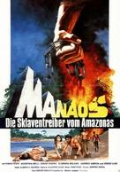 Manaos - German Movie Poster (xs thumbnail)