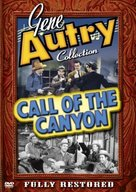 Call of the Canyon - DVD movie cover (xs thumbnail)