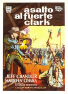 War Arrow - Spanish Movie Poster (xs thumbnail)
