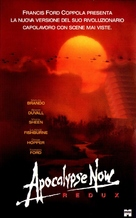 Apocalypse Now - Italian VHS movie cover (xs thumbnail)