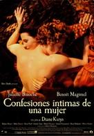 Les enfants du siècle - Spanish Movie Poster (xs thumbnail)