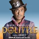 Dolittle - Movie Poster (xs thumbnail)