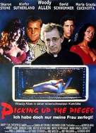 Picking Up the Pieces - German Movie Poster (xs thumbnail)