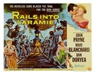 Rails Into Laramie - Movie Poster (xs thumbnail)