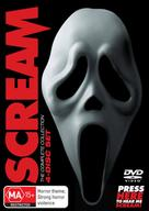 Scream 4 - Australian DVD cover (xs thumbnail)