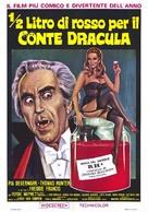 Gebissen wird nur nachts - Italian Movie Poster (xs thumbnail)