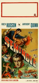 Seminole - Italian Movie Poster (xs thumbnail)