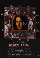 Ognisty aniol - Polish Movie Poster (xs thumbnail)