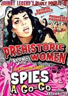 Slave Girls - DVD cover (xs thumbnail)