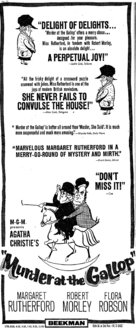 Murder at the Gallop - Movie Poster (xs thumbnail)