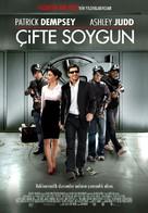 Flypaper - Turkish Movie Poster (xs thumbnail)