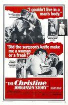 The Christine Jorgensen Story - Movie Poster (xs thumbnail)