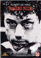 Raging Bull - Dutch DVD cover (xs thumbnail)