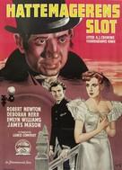 Hatter's Castle - Danish Movie Poster (xs thumbnail)