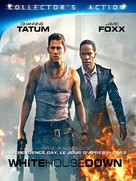 White House Down - French DVD movie cover (xs thumbnail)