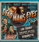Dead Man's Eyes - Movie Poster (xs thumbnail)