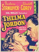 The File on Thelma Jordon - Movie Poster (xs thumbnail)