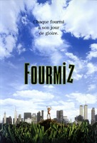 Antz - French Movie Poster (xs thumbnail)