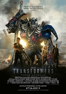 Transformers: Age of Extinction - Finnish Movie Poster (xs thumbnail)