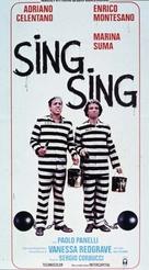 Sing Sing - Italian Movie Poster (xs thumbnail)