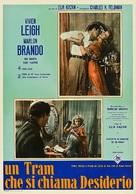 A Streetcar Named Desire - Italian Movie Poster (xs thumbnail)
