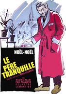 Le père tranquille - French Movie Poster (xs thumbnail)