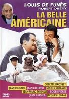 La belle Américaine - French Movie Cover (xs thumbnail)