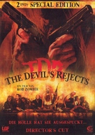 The Devil's Rejects - German DVD cover (xs thumbnail)