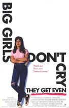 Big Girls Don't Cry... They Get Even - Movie Poster (xs thumbnail)