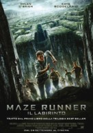 The Maze Runner - Italian Movie Poster (xs thumbnail)