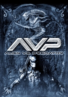 AVP: Alien Vs. Predator - Brazilian Movie Cover (xs thumbnail)
