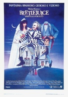 Beetle Juice - Italian Theatrical movie poster (xs thumbnail)