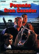 Grizzly Falls - Spanish poster (xs thumbnail)